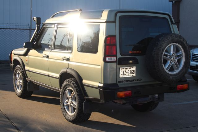 2002 Land Rover Discovery Series II SE Houston, Texas 11
