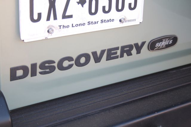 2002 Land Rover Discovery Series II SE Houston, Texas 14