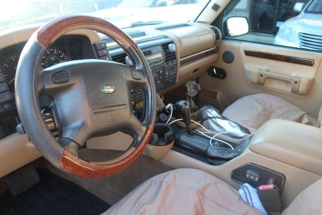 2002 Land Rover Discovery Series II SE Houston, Texas 17