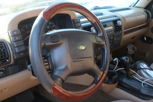 2002 Land Rover Discovery Series II SE Houston, Texas 18
