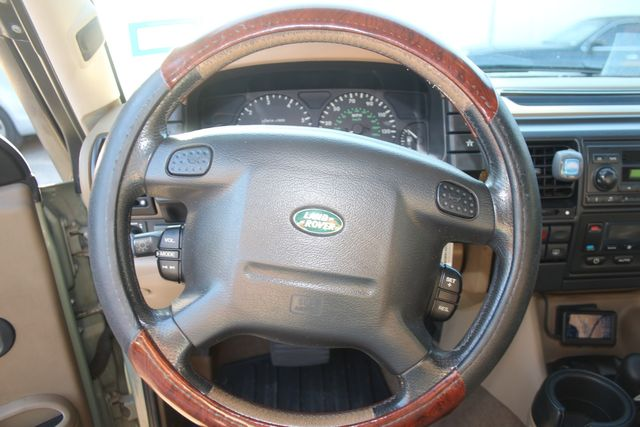 2002 Land Rover Discovery Series II SE Houston, Texas 26
