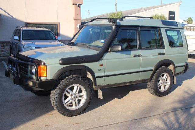 2002 Land Rover Discovery Series II SE Houston, Texas 7