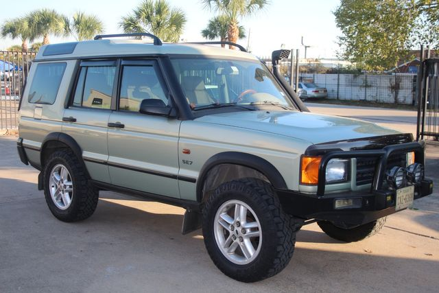 2002 Land Rover Discovery Series II SE Houston, Texas 8