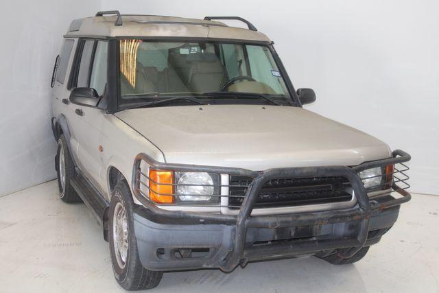 2002 Land Rover Discovery Series II SD Houston, Texas 2