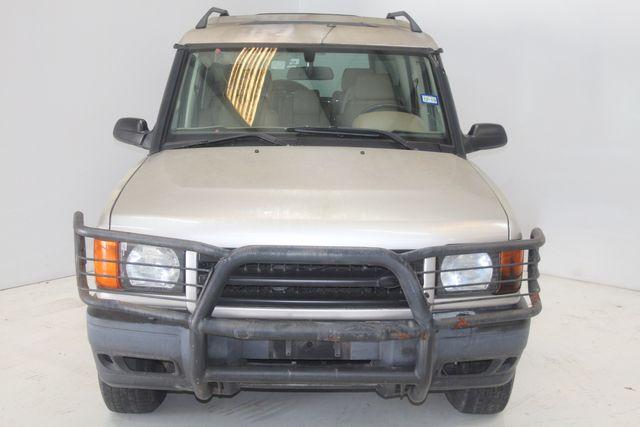 2002 Land Rover Discovery Series II SD Houston, Texas 3