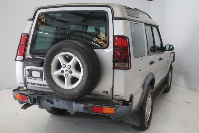 2002 Land Rover Discovery Series II SD Houston, Texas 10