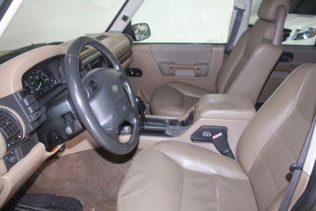2002 Land Rover Discovery Series II SD Houston, Texas 18