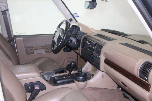 2002 Land Rover Discovery Series II SD Houston, Texas 25