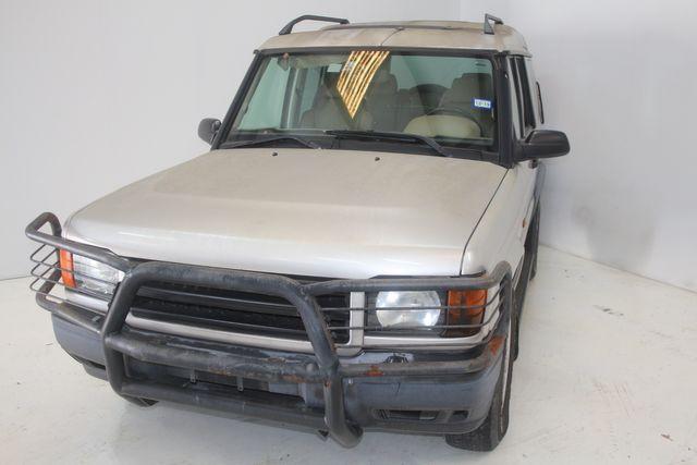 2002 Land Rover Discovery Series II SD Houston, Texas 1