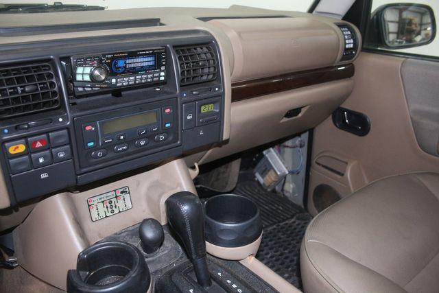 2002 Land Rover Discovery Series II SD Houston, Texas 30