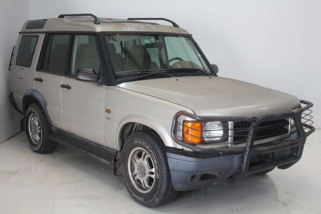 2002 Land Rover Discovery Series II SD Houston, Texas 4