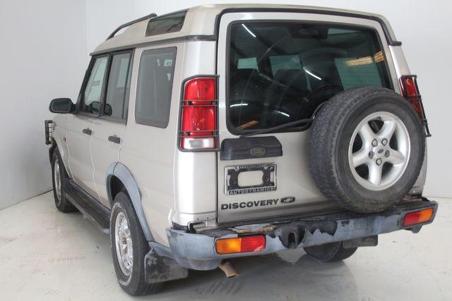 2002 Land Rover Discovery Series II SD Houston, Texas 7