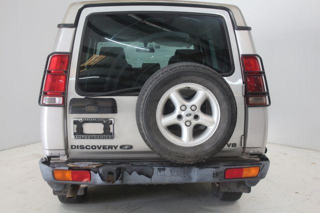 2002 Land Rover Discovery Series II SD Houston, Texas 9