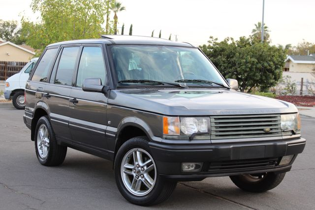 2002 Land Rover RANGE ROVER HSE LUXURY 1-OWNER NEW TIRES SERVICE RECORDS in Woodland Hills CA, 91367