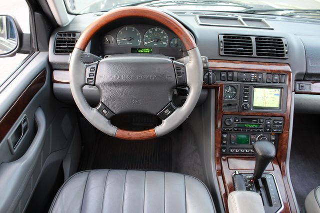 2002 Land Rover RANGE ROVER HSE LUXURY 1-OWNER NEW TIRES SERVICE RECORDS in Van Nuys, CA 91406