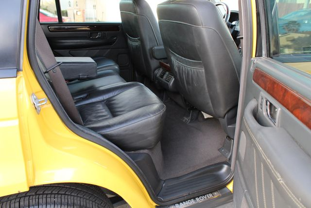 2002 Land Rover RANGE ROVER SPORT HSE RARE YELLOW ALL ORIGINAL SERVICE RECORDS in Woodland Hills, CA 91367