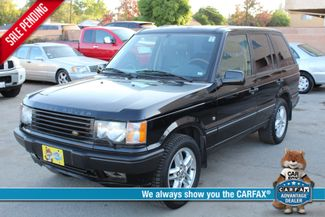 2002 Land Rover Range Rover HSE in Woodland Hills CA, 91367