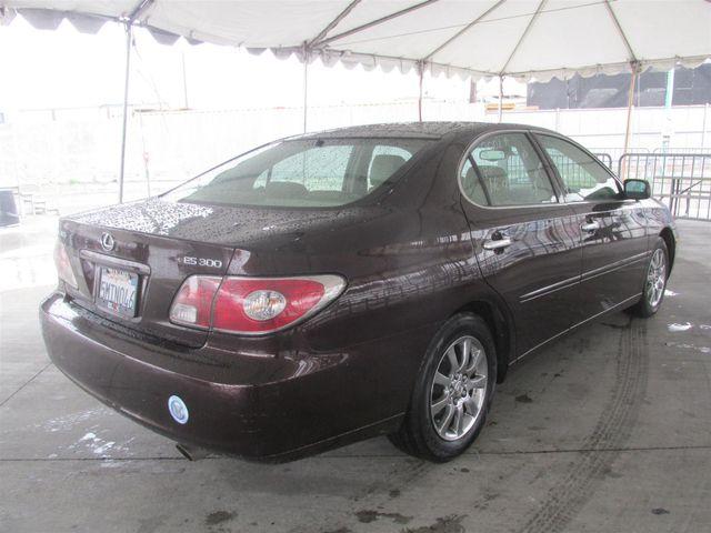 2002 Lexus ES 300 Gardena, California 2