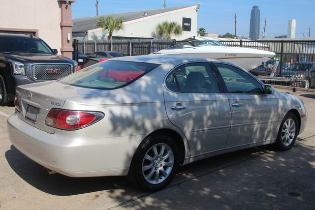 2002 Lexus ES 300 Houston, Texas 12