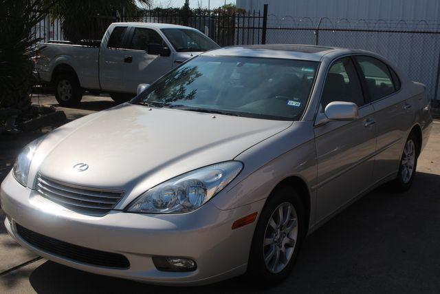 2002 Lexus ES 300 Houston, Texas 3