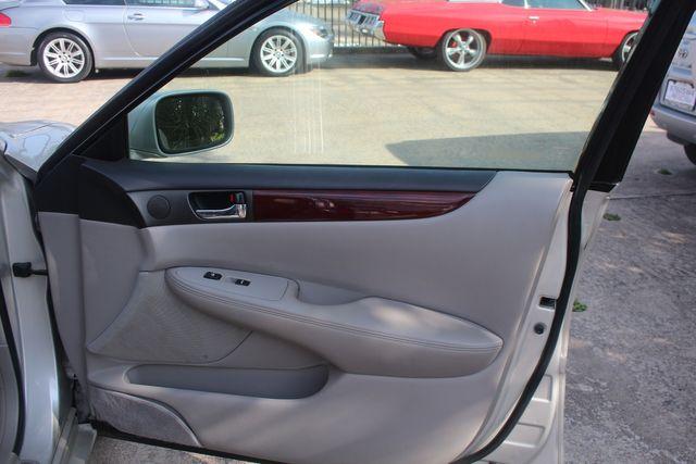 2002 Lexus ES 300 Houston, Texas 30