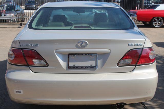 2002 Lexus ES 300 Houston, Texas 8