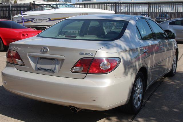 2002 Lexus ES 300 Houston, Texas 9