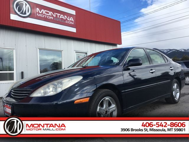 2002 Lexus ES 300 ES 300 Sedan 4D in Missoula, MT 59801