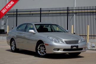 2002 Lexus ES 300 Sunroof* Only 154K mi* Leather*  | Plano, TX | Carrick's Autos in Plano TX