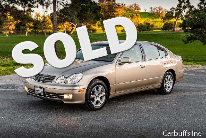 2002 Lexus GS 300  | Concord, CA | Carbuffs