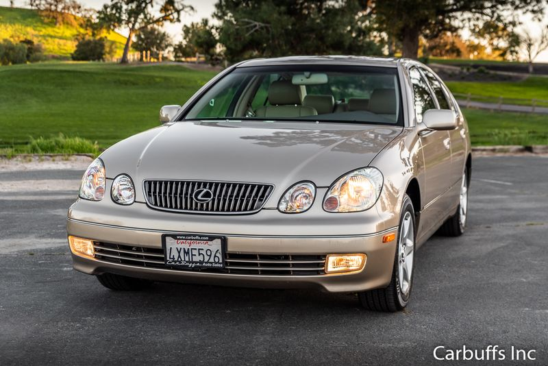 2002 Lexus GS 300  | Concord, CA | Carbuffs in Concord, CA