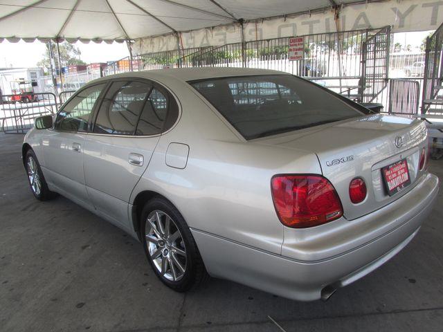 2002 Lexus GS 300 Gardena, California 1