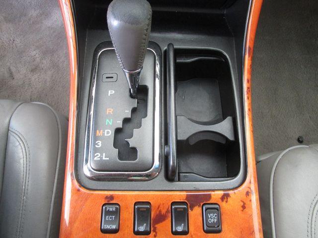 2002 Lexus GS 300 Gardena, California 7