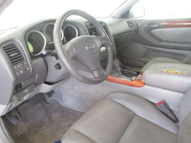 2002 Lexus GS 300 Gardena, California 4