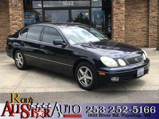 2002 Lexus GS 300 in Puyallup Washington, 98371