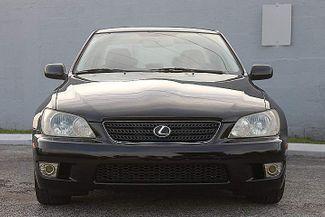 2002 Lexus IS 300 Hollywood, Florida 12