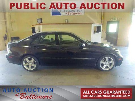 2002 Lexus IS 300    JOPPA, MD   Auto Auction of Baltimore  in JOPPA, MD