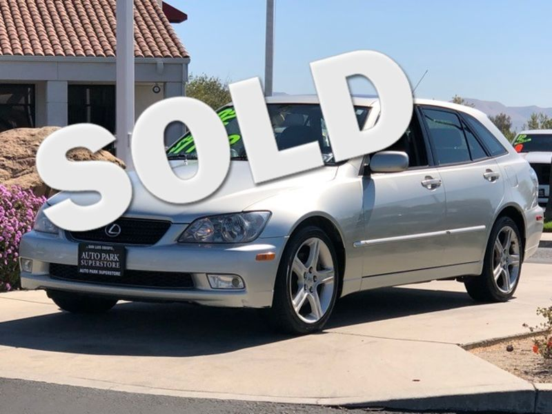 2002 Lexus IS 300  | San Luis Obispo, CA | Auto Park Sales & Service in San Luis Obispo CA