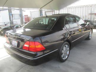2002 Lexus LS 430 Gardena, California 2