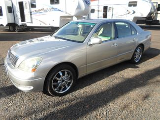 2002 Lexus LS 430 Salem, Oregon