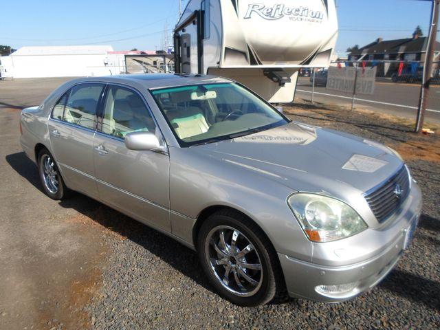 2002 Lexus LS 430 Salem, Oregon 1