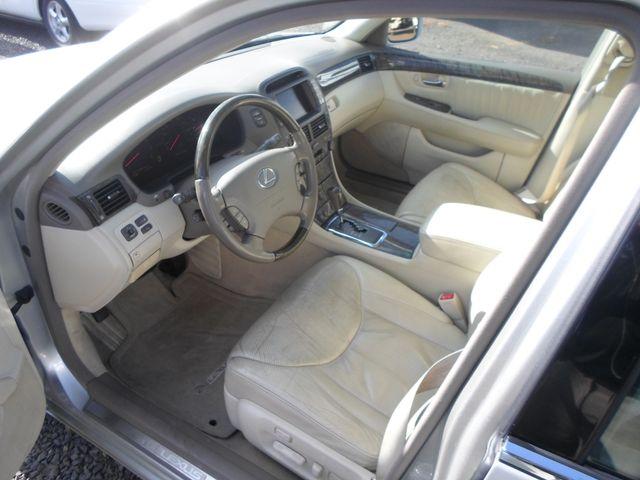 2002 Lexus LS 430 Salem, Oregon 4