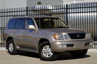 2002 Lexus LX 470 4WD* Sunroof* Leather* EZ Finance** | Plano, TX | Carrick's Autos in Plano TX