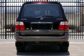 2002 Lexus LX 470 Plano, Texas 7