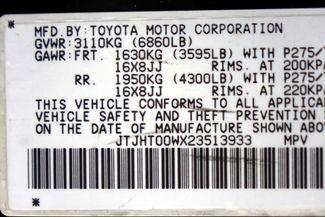 2002 Lexus LX 470 Plano, Texas 48
