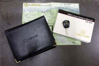 2002 Lexus LX 470 Plano, Texas 46
