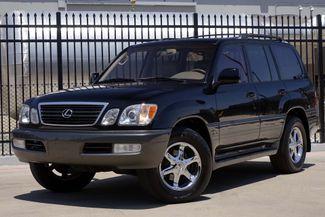 2002 Lexus LX 470 Plano, Texas 1
