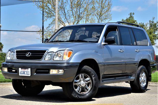2002 Lexus LX 470 Reseda, CA 9