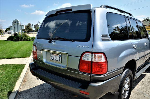 2002 Lexus LX 470 Reseda, CA 2