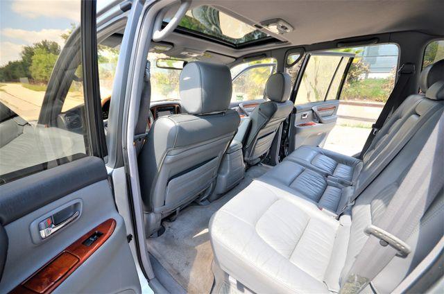 2002 Lexus LX 470 Reseda, CA 5